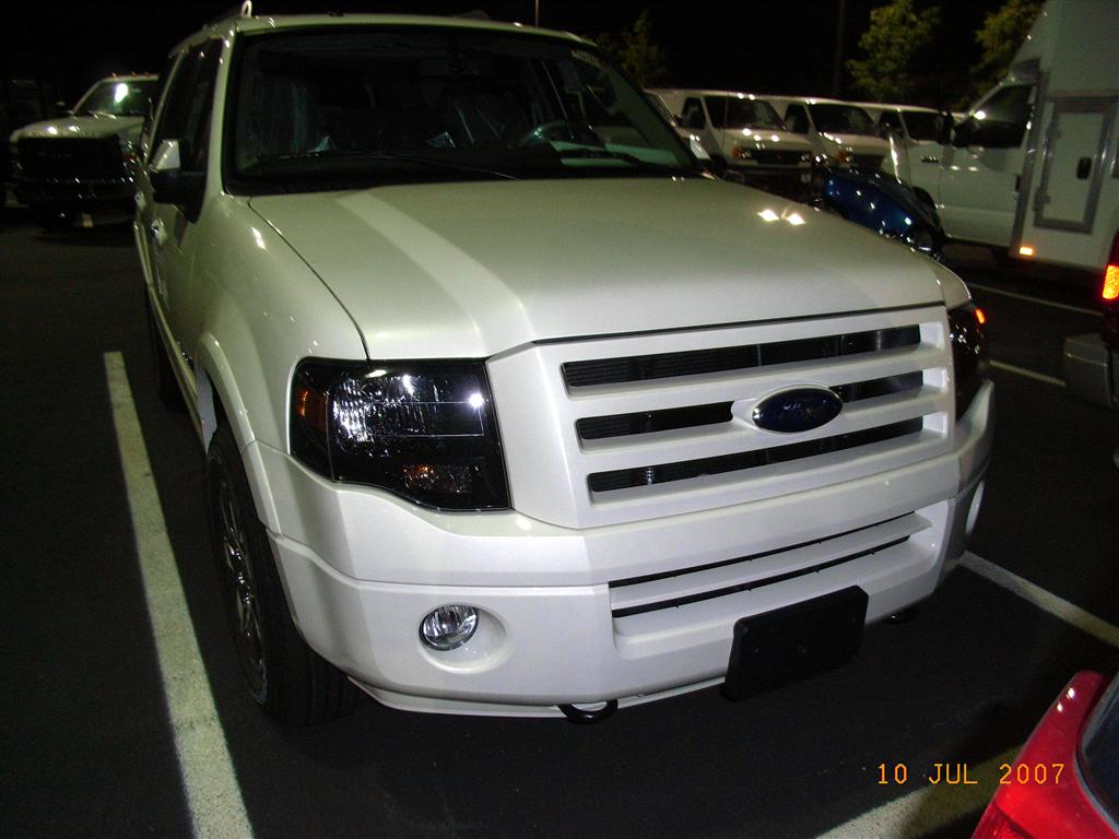 My 2008 Ford Expedition Limited ownership experience